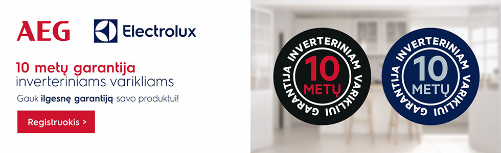 Inverter Motor 10 year campaign